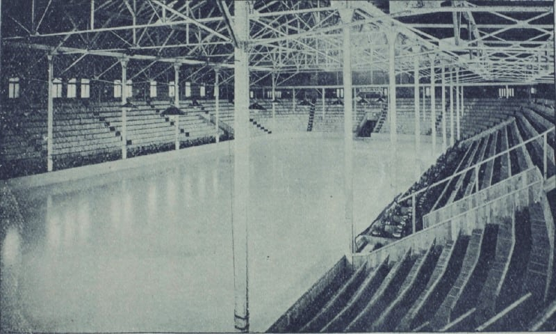 Jubilee Arena in Montreal