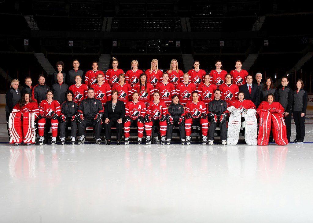 Canadian women team